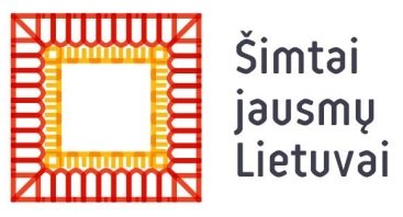"""Tarpdisciplininio meno """"Šimtai jausmų Lietuvai"""" parodos atidarymas"""