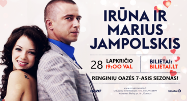 Irūna ir Marius Jampolskis, geriausios dainos