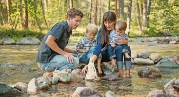 Dėmesinga (angl. mindfulness) tėvystė