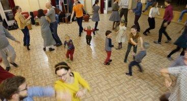 """Tradicinių šokių vakaronės su """"Goštauta"""""""