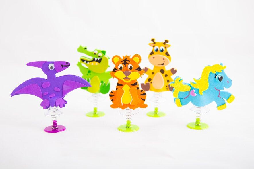 Žaisliukų – šokliukų gamyba