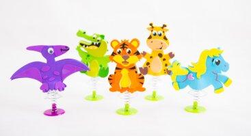 GIMTADIENIO PRAMOGA - Žaisliukų – šokliukų gamyba