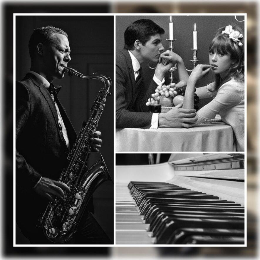 """Šv. Valentino vakaras su gyva muzika restorane   """"Metropolis"""""""