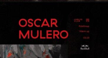 Hooked On: Oscar Mulero