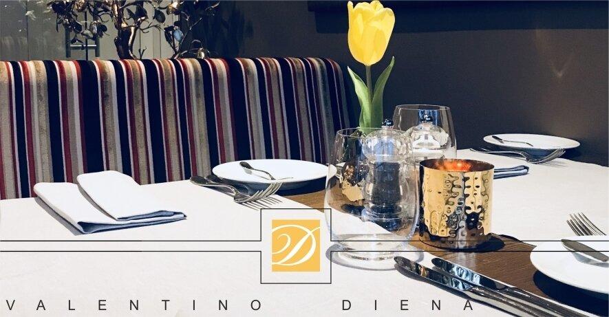 """Valentino dienos vakarienė restorane """"Diverso"""""""
