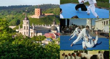 Aikido treniruotės NEMOKAMAI