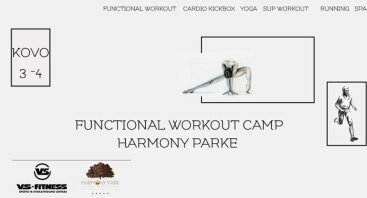 Functional workout camp