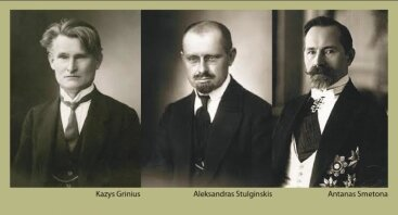 "Nemokamas seansas: ""LIETUVOS RESPUBLIKOS PREZIDENTAI I: 1919–1940 m."""