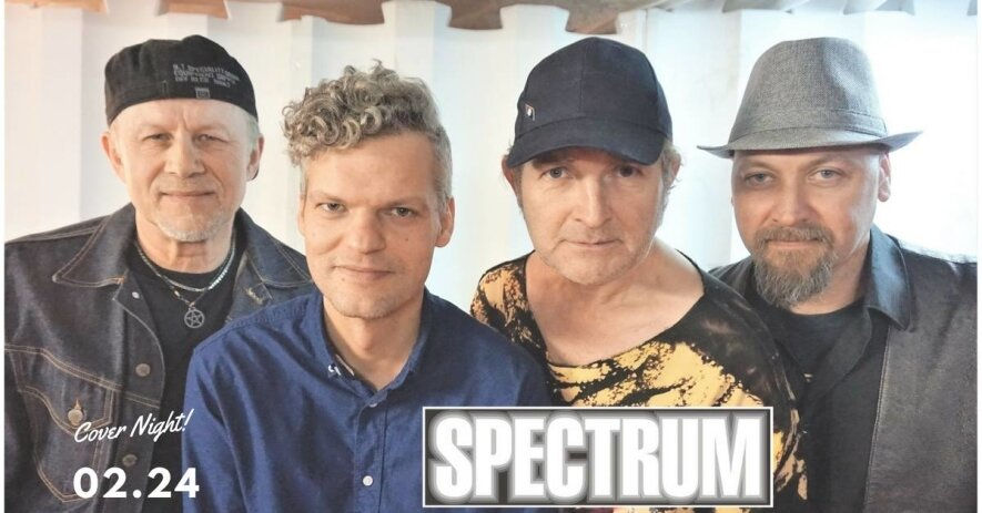 Cover Nght | Spectrum