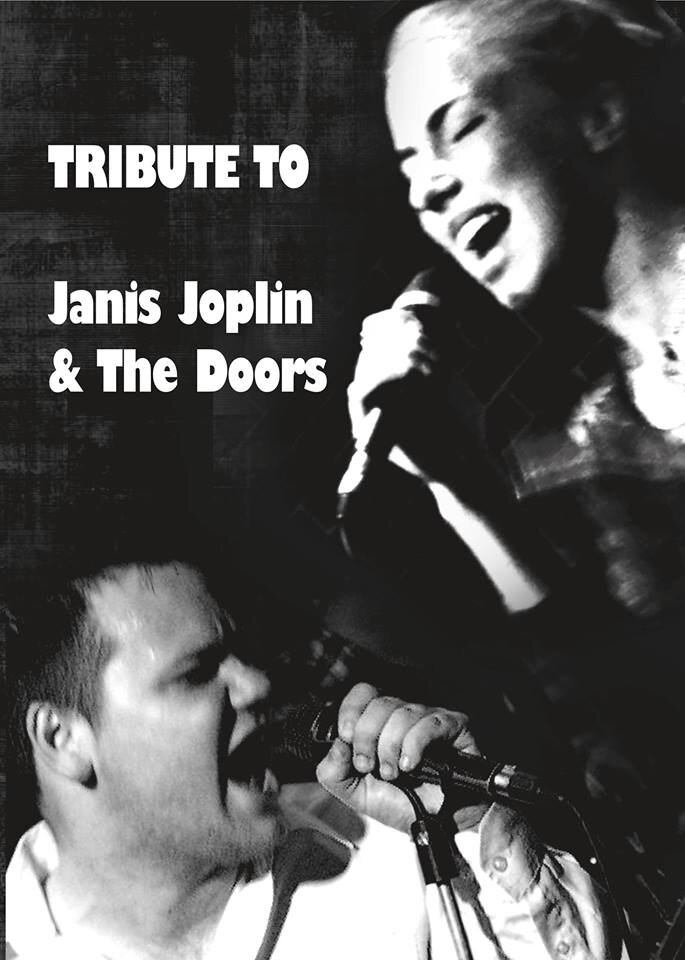 Tribute to Janis Joplin & The Doors | Jazzpilis