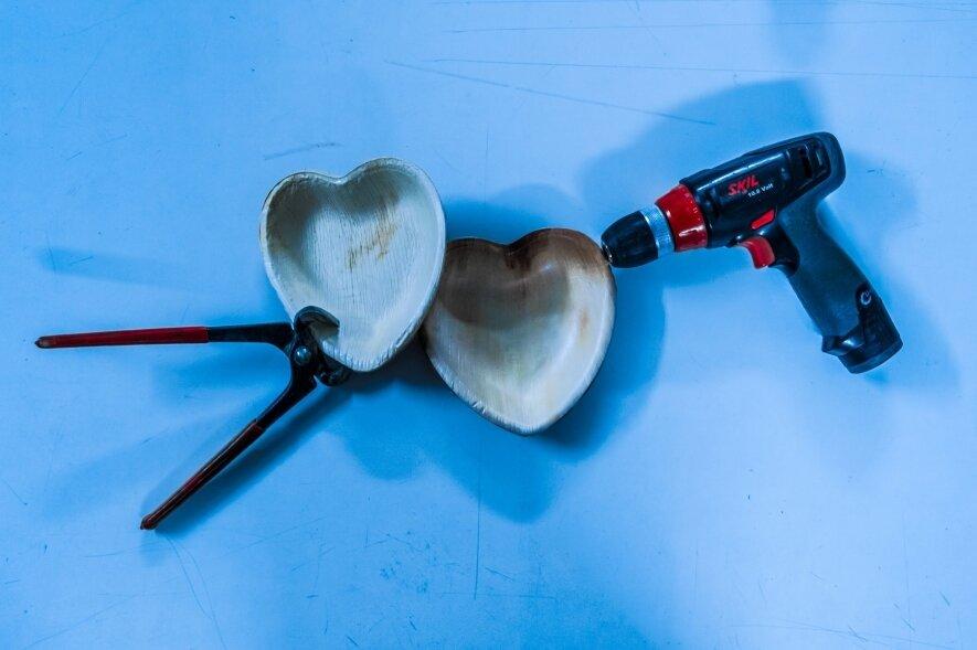 Taisome širdis : Valentino dienos dirbtuvės