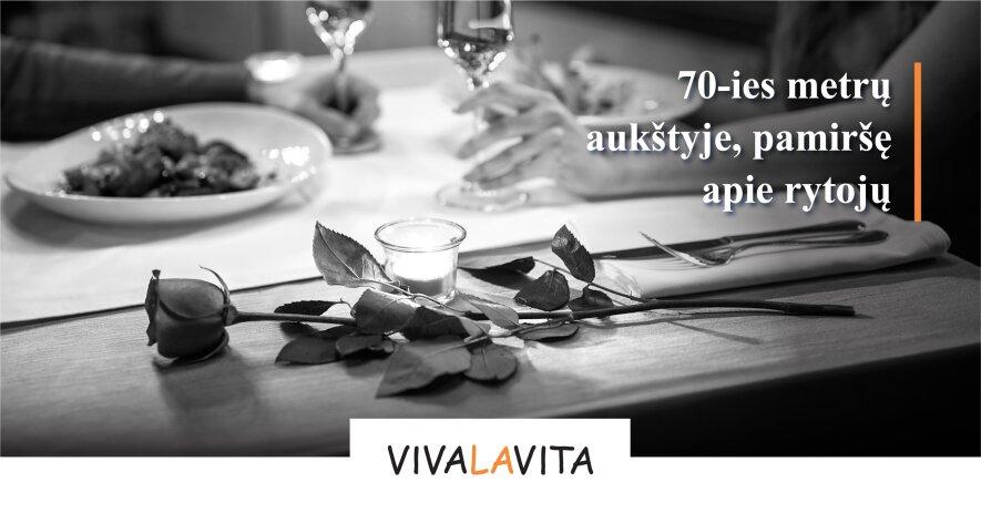 """Valentino vakarienė """"Pavilioti prancūziškos dvasios"""""""