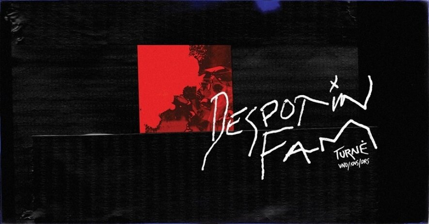 Despotin Fam: Turnė Vilniuje