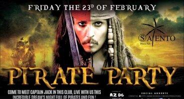 Jack Sparrow in Vilnius