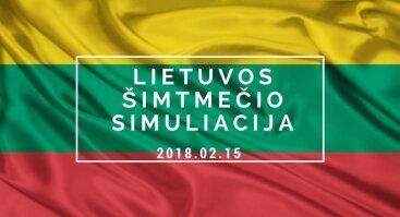 Lietuvos Šimtmečio Simuliacija @KJG