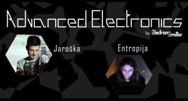 Advanced Electronics: Jaroška, Entropija