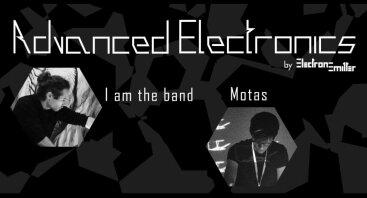 Advanced Electronics: I am the band, Motas
