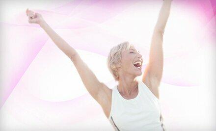 Šokio-judesio ir kūno terapija RYTE!