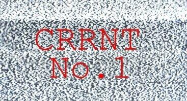 CRRNT No. 1 / Dvigubas koncertas / KMN