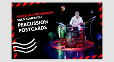 Percussion Postcards