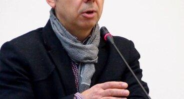 Architektas ant kilimo: Gintaras Balčytis