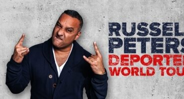 "Russell Peters ""The Deported World Tour"""