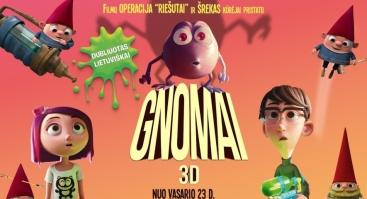 """Filmas """"Gnomai"""""""