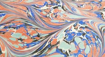 VYTA - tapyba ant vandens (ebru)