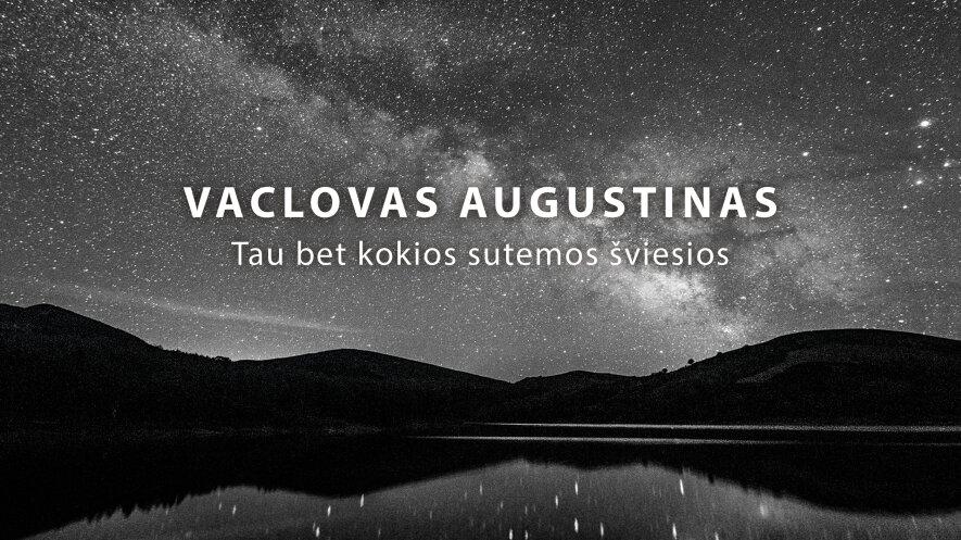 Vaclovo Augustino naujo kūrybos CD pristatymo koncertas