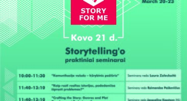 Tarptautinis Storytelling