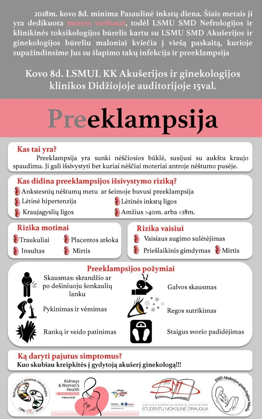 paskaitos apie hipertenzijos terapiją