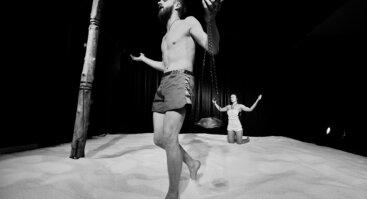 """Apeirono teatro spektaklis """"DELYRAS"""""""