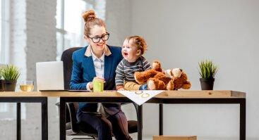 Wix įkvėptuvės: tėvystė vs.verslas - misija įmanoma?