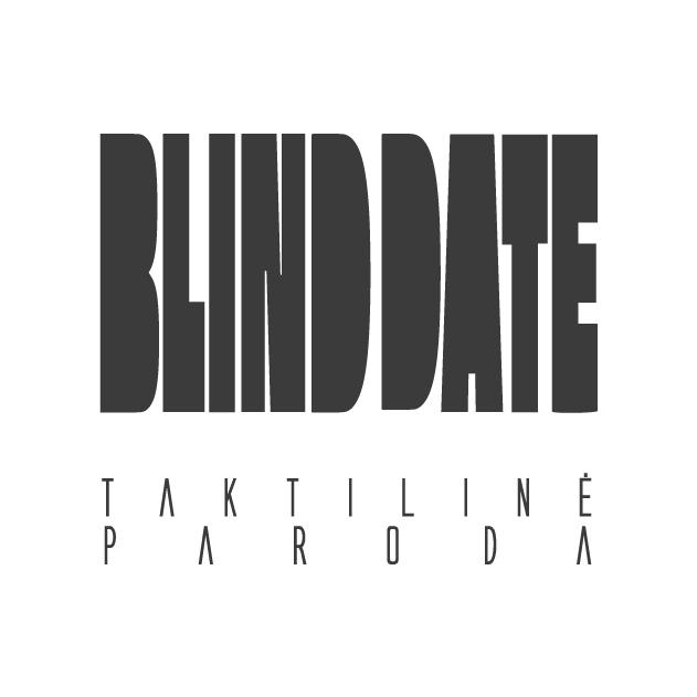 "Taktilinė paroda ""BLIND DATE"" Klaipėdoje"