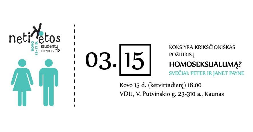 Koks yra krikščioniškas požiūris į homoseksualumą?