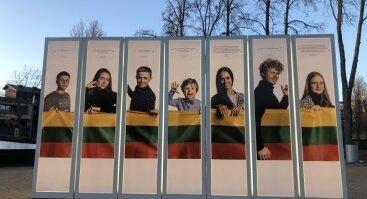 Lietuvos nepriklausomybės atkūrimo dienos minėjimas Palangoje