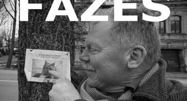 """Alekso Andriuškevičiaus paroda """"Fazės"""""""