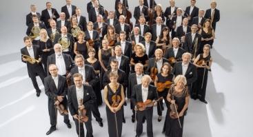 "Koncertas ""Varšuvos simfonija""."