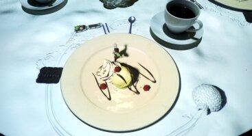 Interaktyvi vakarienė su Le Petit Chef