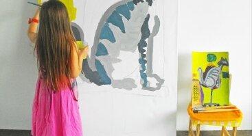 Dailės pradžiamokslis vaikams