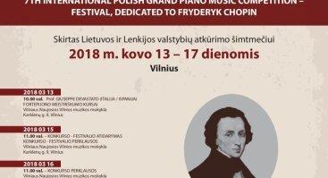 VII Tarptautinis lenkų fortepijoninės muzikos konkursas – festivalis