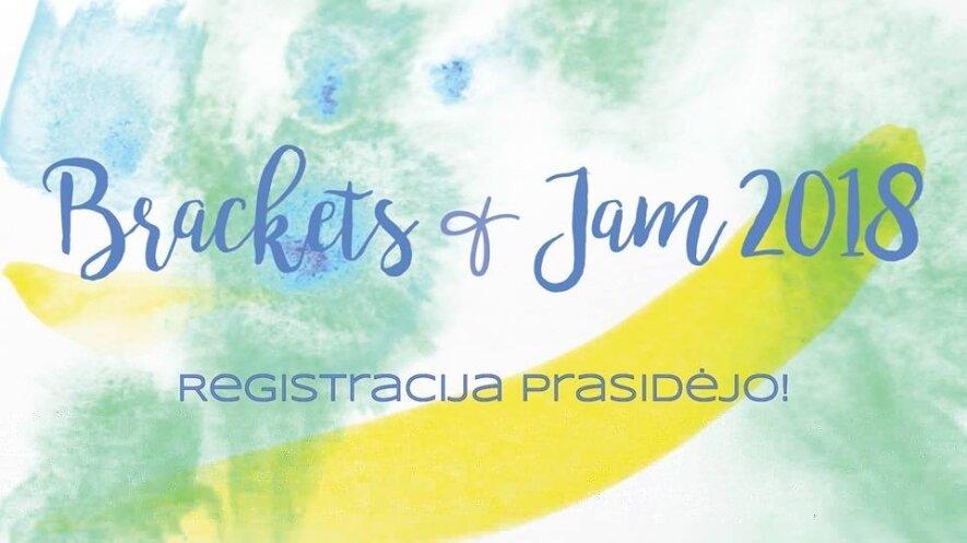 Brackets & Jam grupių ir atlikėjų konkursas!