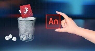 Dinaminiai baneriai su Adobe Animate CC18