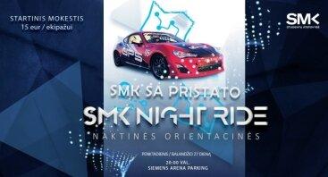 SKM Night Ride