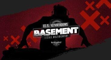 Basement Rezidento atrankos #2