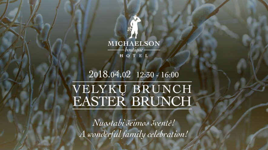 Velykų BRUNCH / Easter BRUNCH