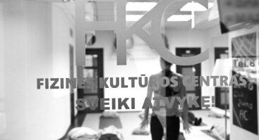 Atvirų durų diena visiems norintiems išbandyti FKC paslaugas