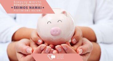 Seminaras- Namų ūkio ir asmeninių finansų strateginis  valdymas