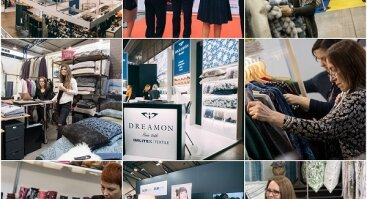 "27-oji tarptautinė aprangos ir tekstilės paroda ""Baltic Fashion & Textile Vilnius"""
