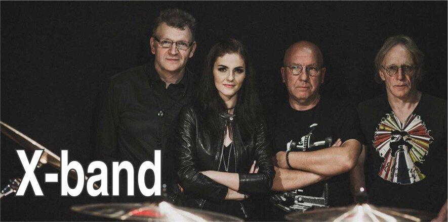 Groja gyvos muzikos grupė X-BAND